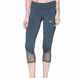 Nike Racer Cool Women's Running Crop Leggings